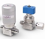 Springless Diaphragm Valves